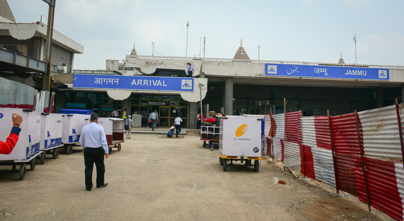 Srinagar Airport handles domestic and seasonal Hajj flights.
